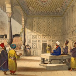 """""""Interior of the palace of Shauh Shujah Ool Moolk, Late King of Cabul"""" More details Interior of the palace of Shauh Shujah Ool Moolk, Late King of Cabul"""